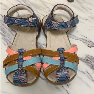 see kai run sandals